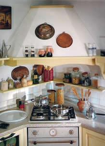 EUROPA 1 - Cucine componibili - cucine classiche - cucine moderne